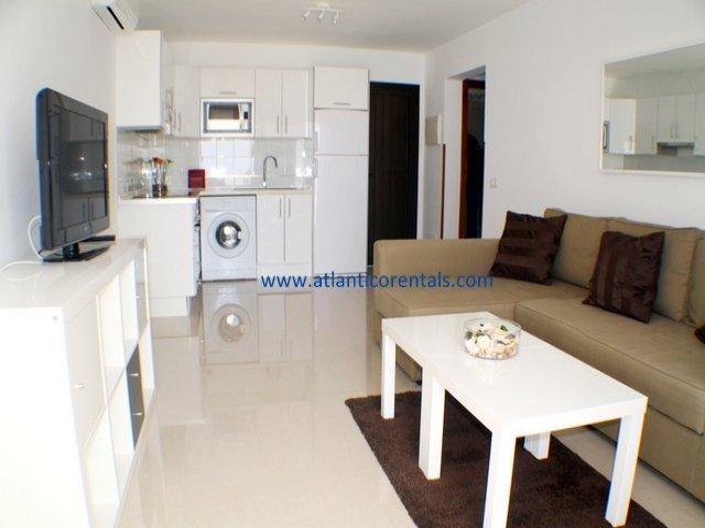Living room - Los Arcos, Puerto del Carmen, Lanzarote